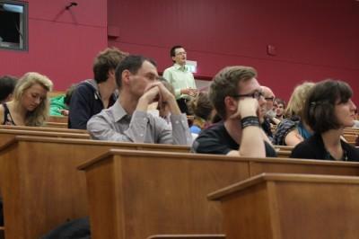 Publikum der