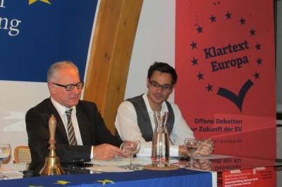 Pro-Fraktion: Frank Zimmermann und Julian Ohm (c) Ohm/BDU