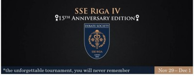 15th SSE Riga IV