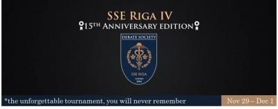 15th SSE Riga IV