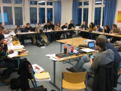 Von Schokobären und Hörsälen: Rückblick auf das Jurierseminar in Hamburg