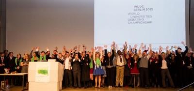 Die Helfer der Weltmeisterschaft 2013 in Berlin (c) Henrik Maedler