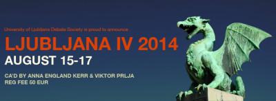 Ljubljana IV 2014