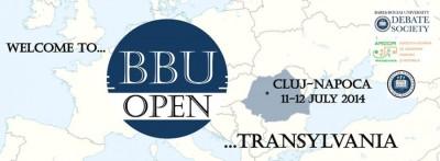 BBU Open 2014