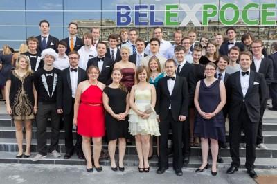 Die VDCH-Delegation bei den Europameisterschaften 2012 in Belgrad (c) Ljiljana Bozovic