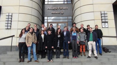 Preparatory meeting for the European Debates in Berlin