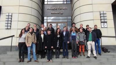 Treffen der Klartext Europa-Ausrichter in Berlin