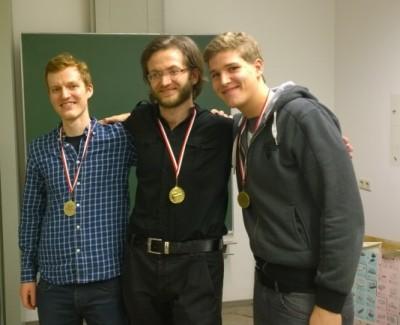 Mainz gewinnt den Debütanten-Cup 2014