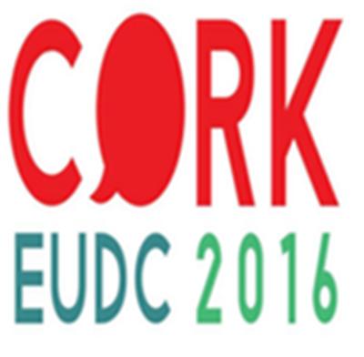 Cork bewirbt sich für die EUDC 2016
