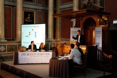 Welche Startplatzregelung für ZEIT DEBATTEN ist gerecht? - Ein Kommentar von Lennart Lokstein