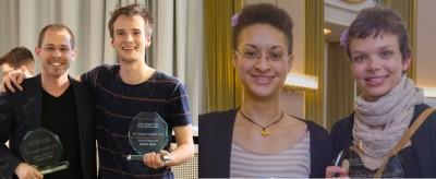 Dresden, Mainz und Tübingen sind die Sieger der Regionalmeisterschaften 2014