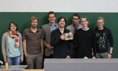 Marburg gewinnt Bayern-Cup in Bayreuth