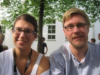 Lund A: Katharina Allinger und Peer Klüßendorf (c) S. Kempf