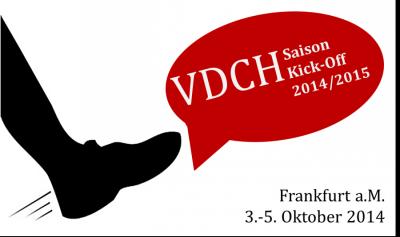 Saison-Kick-Off des VDCH 2014