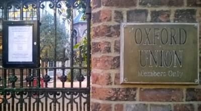 Berühmtheiten à la Carte: Michael Saliba über das Debattieren bei der Oxford Union