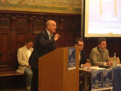 Frischen Wind in die Debattierszene bringen: Christoph Krakowiak im Gespräch über anderthalb Jahre Europadebatten