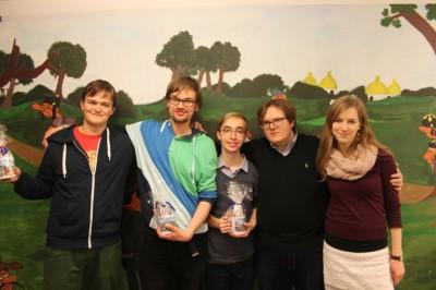 Göttingen gewinnt das 1. Bonner Einsteigerturnier