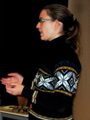 Barbara Schunicht gewinnt das Ironmanturnier 2014