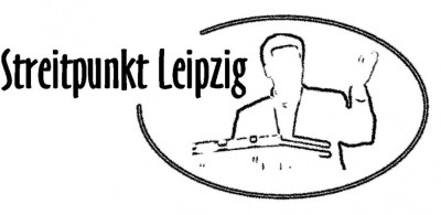 Streitpunkt Leipzig Logo hohe Auflösung