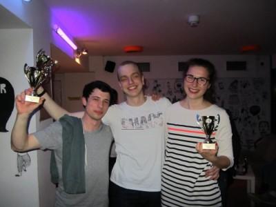Der Techniker ist informiert: Mainz gewinnt den Debütanten-Cup 2015