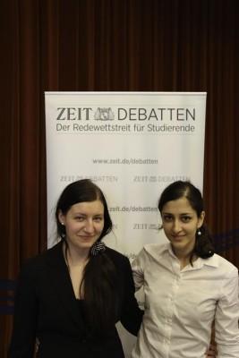 Bremen gewinnt die ZEIT DEBATTE Oberfranken