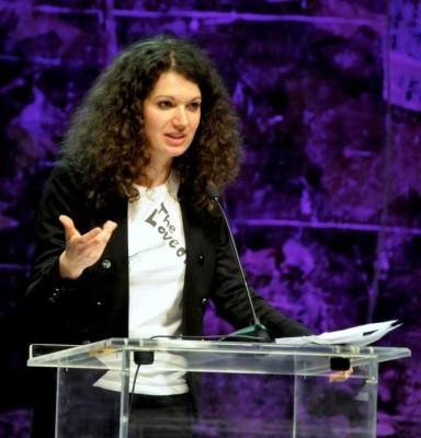 Stufen. Sarah Kempf über Nachwuchsförderung in Chefjurorenpanels