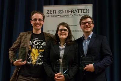 Siegerteam EDM 2015