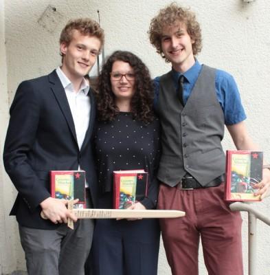 Tübingen schlägt Tübingen: Streitkultur Adonis feat. Hera gewinnt den Brüder Grimm Cup 2015
