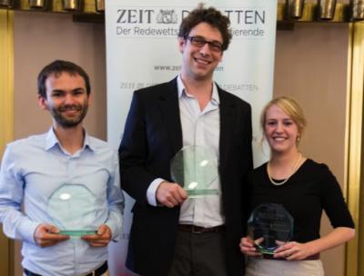Mainz ist neuer Meister im deutschsprachigen Debattieren