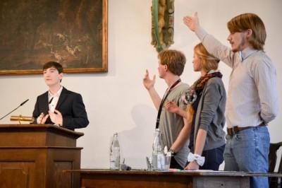 Entschlossen als Team: Die Rederei Heidelberg (c) Elisa Schwarz, Katharina Koerth