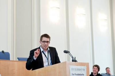 """""""Krasse Aktion, Bruder!"""" – Warum studentisches Debattieren Teilnahmebegrenzungen braucht"""