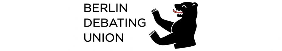 BDU Logo Berlin Debating Union