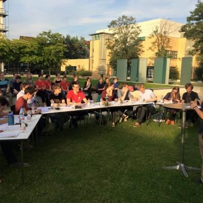 Unter Freunden und freiem Himmel - Nicolas Garz über das Freundschaftsturnier in Hannover