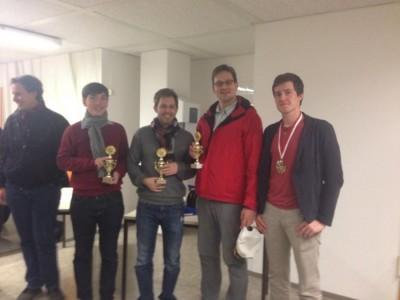 Tübingen gewinnt den Gutenberg-Cup