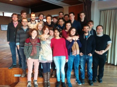 Train-the-Trainer Berlin November 2015 Gruppenfoto (c) Sabrina Goepel