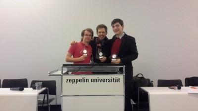 Die Streitkultur gewinnt die Baden-Württembergische Meisterschaft in Friedrichshafen