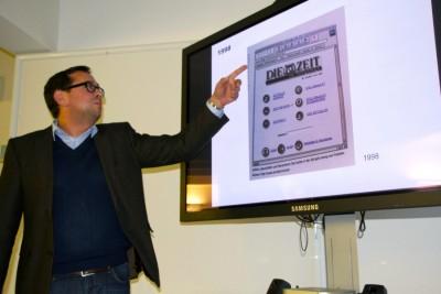 16 Enrique Tarragona Stellvertretender Geschäftsführer bei ZEIT Online