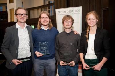 Schönrederei gewinnt die ZEIT DEBATTE Hamburg