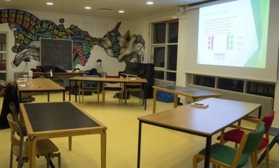 Fast ein Jahr bis zur Umsetzung - der Workshop in Roskilde. © Sine Carlsen