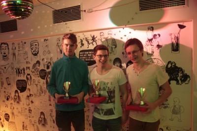 Tübingen gewinnt den Debütanten-Cup (c) Jonas Weik