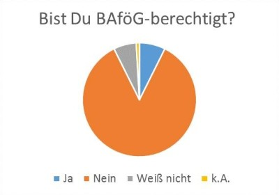 Abbildung 5: BAföG-Berechtigte beim Debattieren © Pegah Maham