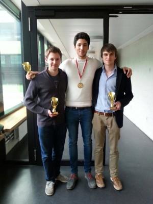 Mainz/Bamberg gewinnt den Coaching Cup (c) Sarah Andiel