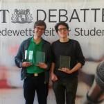 Sieger NODM 2016: Alexander Osterkorn und Habakuk Hain (vlnr) (c) Elisa Schwarz
