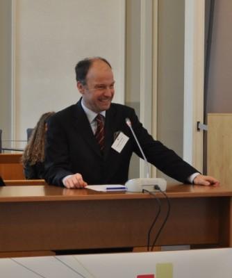 Jugend debattiert, BPS und OPD: Ein Interview mit Ansgar Kemmann