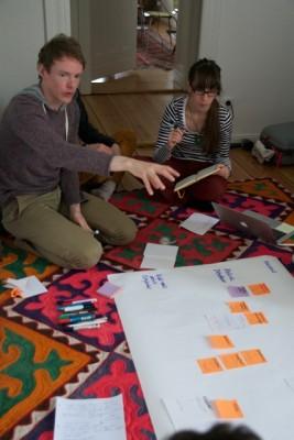 Planung der Evaluation mit Correlaid © Elisa Schwarz