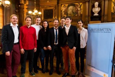 Tübingen ist Deutschsprachiger Debattiermeister 2016
