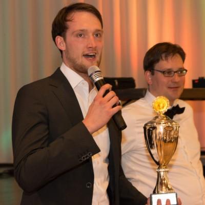 """""""So oder so bleibe ich beim Debattieren voll dabei"""" - ein Gespräch mit dem DDG-Nachwuchspreisträger Florian Schneider"""