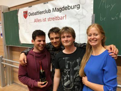 Rederei gewinnt das Elbe Open 2016