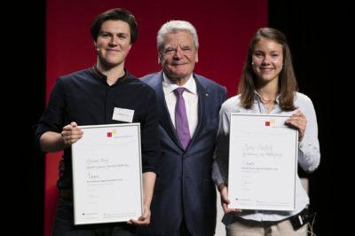 Alle gewinnen: Das Bundesfinale Jugend debattiert