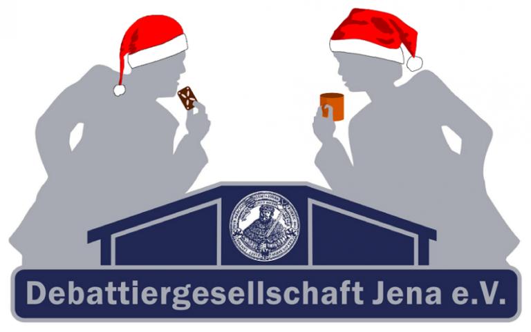Logo Jena Adventsdebatten
